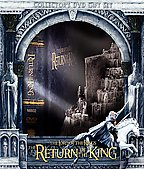 The Lord of the Rings: The Return of the King DVD: Collector's Box  Extended Edition