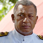 Commodore Frank Bainimarama is expected home this week. (File photo)