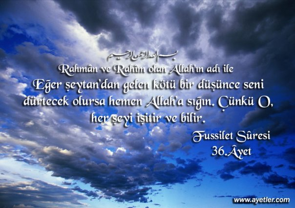 Vesvese, Şeytan, Satan, Lucifer, İslam, Islam