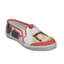 Iced Del Rey keds shoes