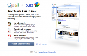 buzz 300x195 I Drank The Google Kool Aid but Im Not Buzzed