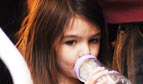 Suri Cruise, Nearly 4, Is Still Using a Bottle!