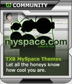TeamXbox MySpace Themes