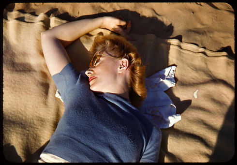 1942 Kodachrome Sample