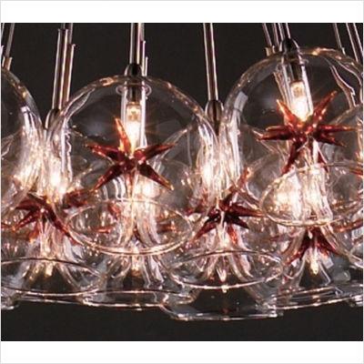 Starburst Light Pendants