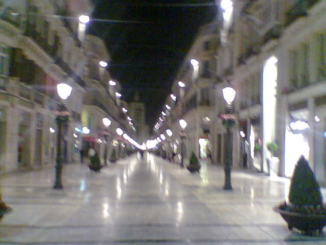 Calle Larios 5 AM