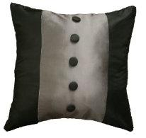 Black & Silver Cushion