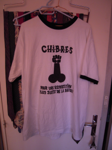 C.H.I.B.R.E.S for ever!