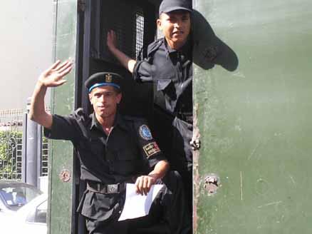 جنود الأمن