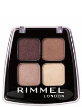 Rimmel Colour Rush Quad eyeshadow