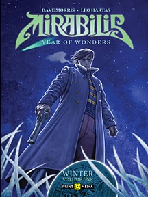 Mirabilis - Winter Book 1