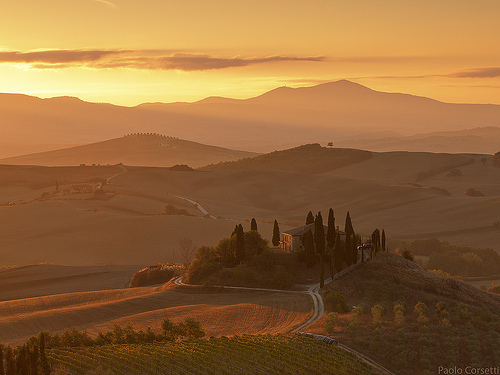 Tuscany Morning #5 [Explore 18/10/11 Best pos. #40] by Corsaro078