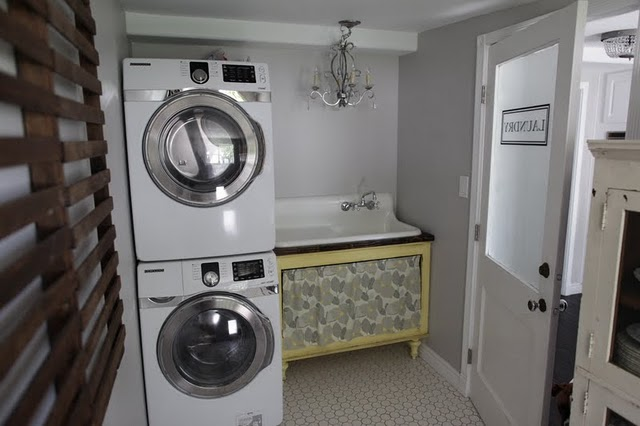 Laundry Rooms - The Inspired Room
