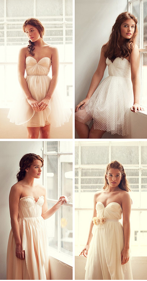 Wedding Gowns by Sarah Seven