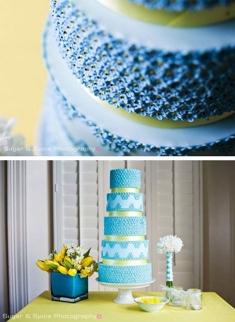 Wedding Cakes by Janet Mohapi-Banks