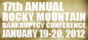 Rocky Mountain Bankruptcy Conference