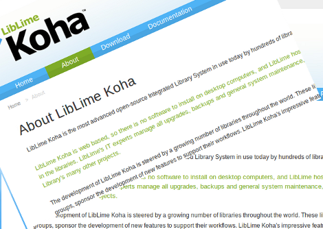 Koha Integrated Library System
