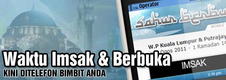 Sahur Berbuka - Omar