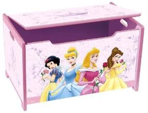 Toy Boxes for Girls