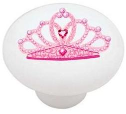 Princess Ceramic Drawer Knobs