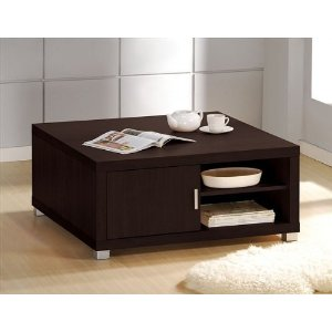Decorating Small Spaces - Coffee Table