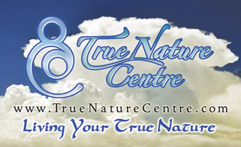 True Nature Centre Business Card Picture