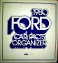 1980 Ford Product Facts