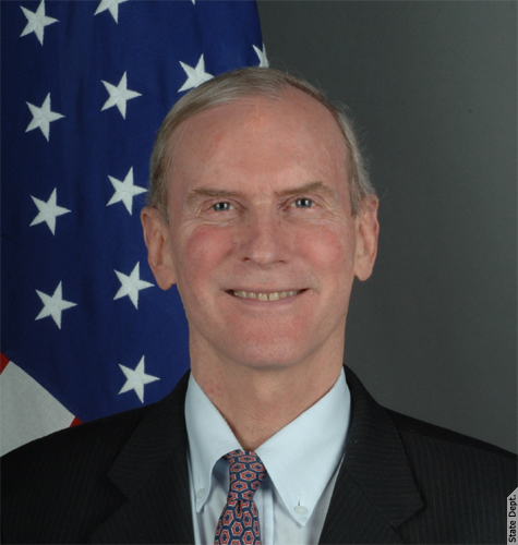 Consul General Stephen M. Young