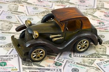 Car loan amortization