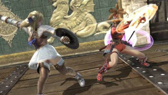 Why we're worried about Soul Calibur V