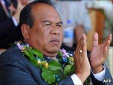 President of Marshall Islands