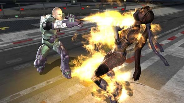 Mortal Kombat vs. DC Universe - PS3