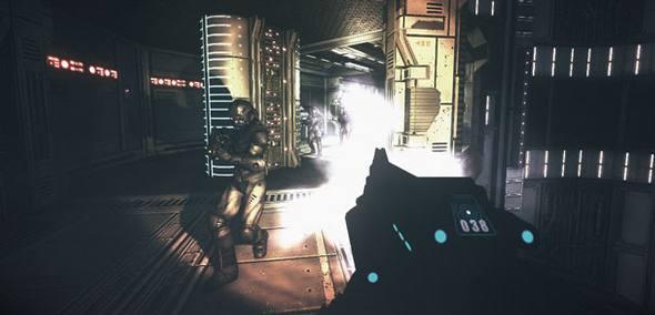 The Chronicles of Riddick: Assault on Dark Athena (360)
