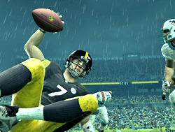 Ben Rothlisberger can't get a do-over in real life but thanks to Madden's new Rewind feature, you can have a second chance if a play goes awry.