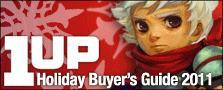 1UP's Holiday Buyer's Guide 2011
