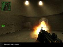 Custom Muzzle Flash
