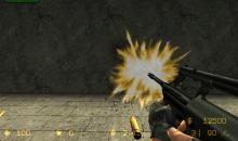 Awesome Muzzle Flash