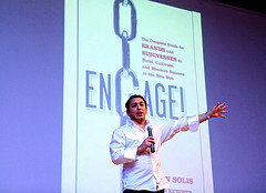 Brian Solis at SMLatam, Mexico City (Engage now on Amazon)