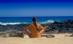 Offloading: Nudist holiday firm Travelzest is to sell a number of its under-performing businesses, it announced today