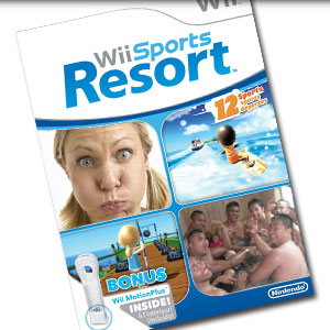 Scott Jones has the dirt on games that never made it into Wii Sports Resort.