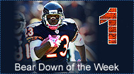 Bear Down of the Week