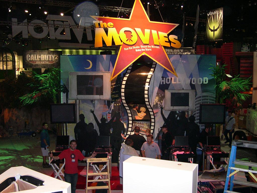 The Movies at E3