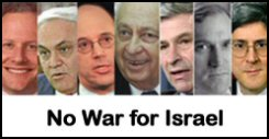 F – No War for Israel
