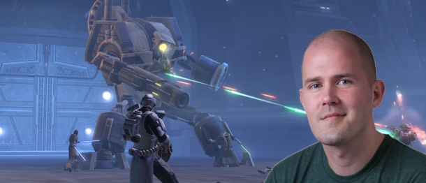 Dialogue Wheel: We Interrogate Star Wars: The Old Republic's Lead Writer