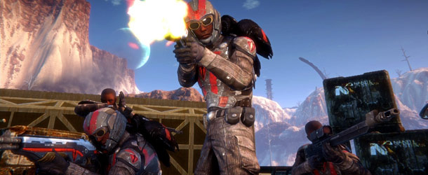 Developers' Diary: PlanetSide 2