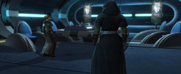The Old Republic Diaries: Path of the Jedi #6