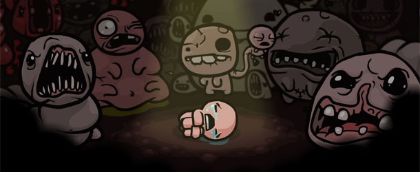 McMillen Announces Binding of Isaac Expansion