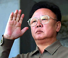 In pictures: North Korea's Kim Jong-il dies