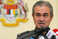 There is fresh speculation over the future of the prime minister Abdullah Badawi. [Reuters]