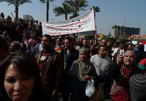 The Arab Spring's Cascading Effects